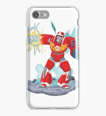 Exploding Fist iPhone Case/Skin
