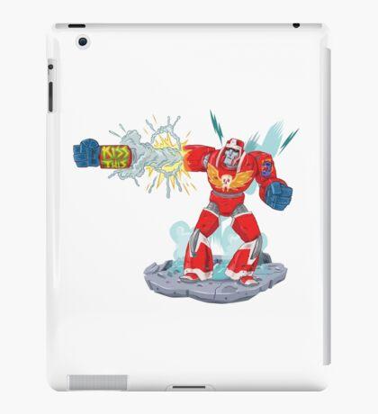 Exploding Fist iPad Case/Skin