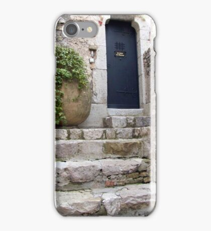 Centuries Old Stone Steps iPhone Case/Skin