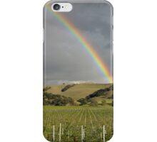 Vineyard Rainbow iPhone Case/Skin