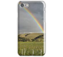 Vineyard Rainbow iPhone Case/Skin