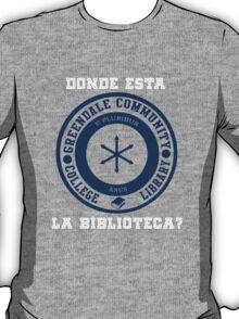Aqui esta la biblioteca T-Shirt