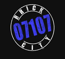 'Brick City 07107' (w) Unisex T-Shirt