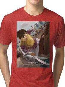 La Jaguarina - Rejected Princesses Tri-blend T-Shirt