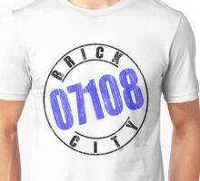 'Brick City 07108' Unisex T-Shirt