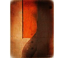 Orange Shades Number 6 Photographic Print