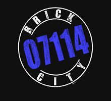 'Brick City 07114' (w) Unisex T-Shirt