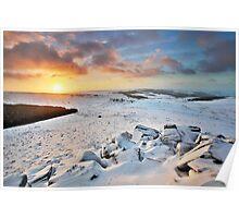Sunrise Atop Higger Poster