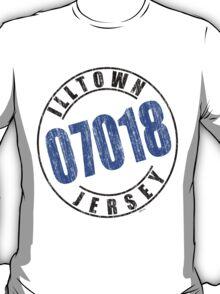 'Illtown 07018' T-Shirt