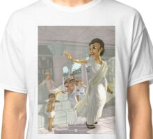 Hypatia - Rejected Princesses Classic T-Shirt