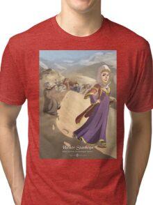 Hester Stanhope - Rejected Princesses Tri-blend T-Shirt