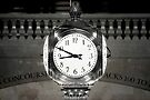 Grand Central Clock NYC by Fern Blacker