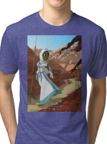 Gudit - Rejected Princesses Tri-blend T-Shirt