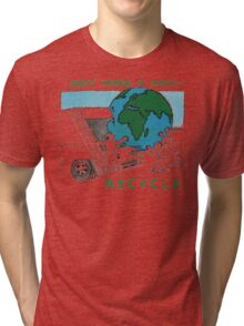 Earth Day Recycle Tri-blend T-Shirt