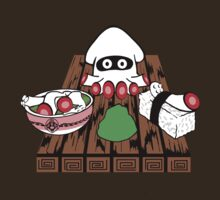 Blooper Sushi is what's for dinner T-Shirt