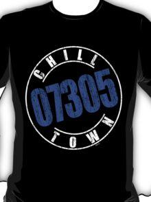 'Chilltown 07305' (w) T-Shirt