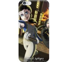 Julie d'Aubigny - Rejected Princesses iPhone Case/Skin