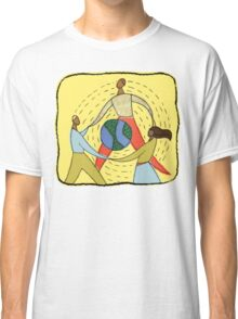 Celebrate Earth Day Classic T-Shirt