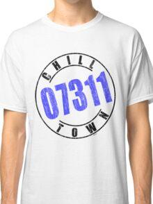 'Chilltown 07311' Classic T-Shirt