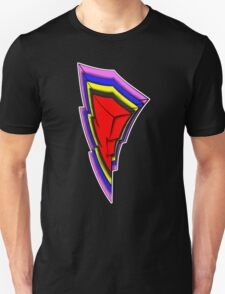 Powerful Lightning Zoom Unisex T-Shirt