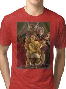 Ida Laura Pfeiffer - Rejected Princesses Tri-blend T-Shirt