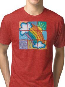 Earth Day Tri-blend T-Shirt