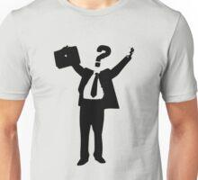 Question Man Unisex T-Shirt