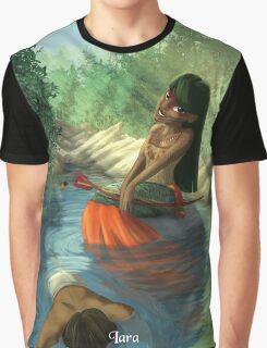Iara - Rejected Princesses Graphic T-Shirt