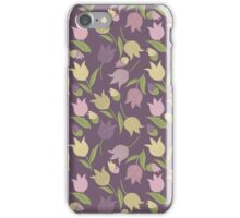 Tulips Pattern  iPhone Case/Skin