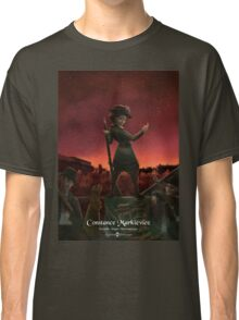 Constance Markievicz - Rejected Princesses Classic T-Shirt