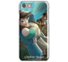 Charlotte Badger - Rejected Princesses iPhone Case/Skin