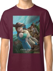 Charlotte Badger - Rejected Princesses Classic T-Shirt