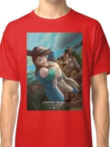 Charlotte Badger - Rejected Princesses Classic T-Shirt