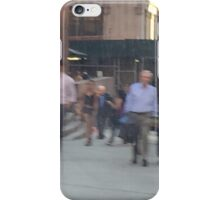 NYC MTA bus ride home  iPhone Case/Skin