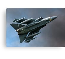 Tornado figter jet Canvas Print