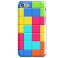 Tetris HD iPhone Case/Skin