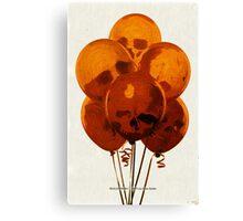 SKULLOONS B21 Canvas Print