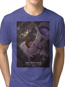 Annie Jump Cannon - Rejected Princesses Tri-blend T-Shirt