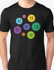 Rainbow Buttons T-Shirt