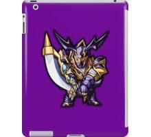 Buster Blader Icon - Yugioh! iPad Case/Skin