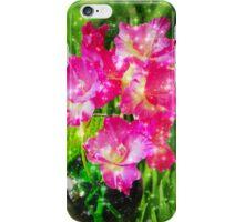 Gladiola iPhone Case/Skin