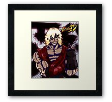 The Return of Violent Ken Framed Print