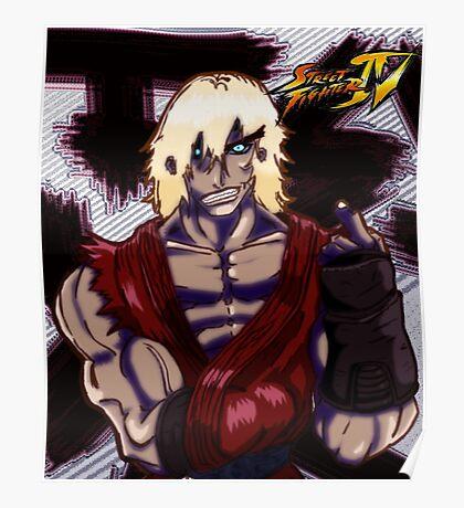 The Return of Violent Ken Poster