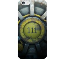 Fallout 4 Vault iPhone Case/Skin
