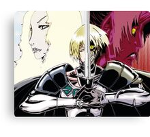 Claymore Canvas Print