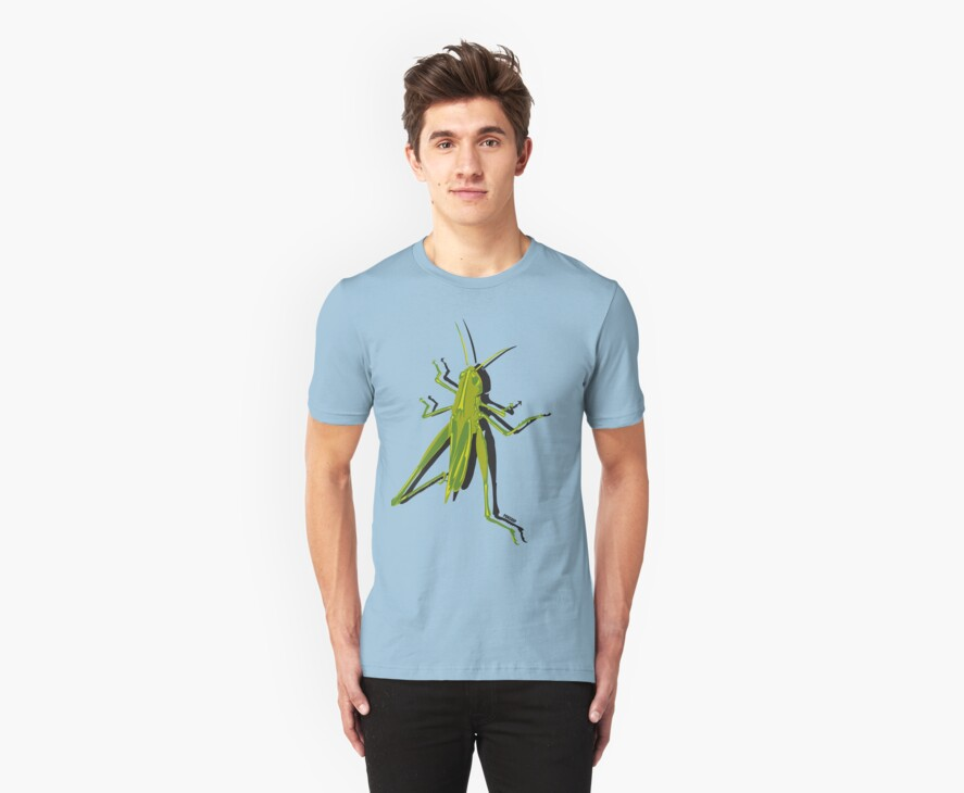Grasshopper #1 by PONSHOP