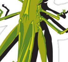 Grasshopper #1 Sticker