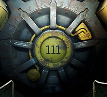 Fallout 4 Vault by TinkyWonko
