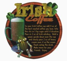Irish Coffee recipe  by Valxart