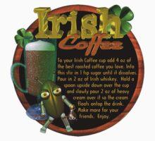 Irish Coffee recipe  by Valxart